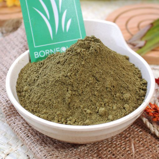 yellow vein kratom borneo