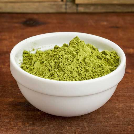 Super Green Kratom Powder Borneohale
